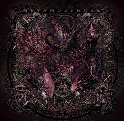 JILUKA/Metamorphose[通常盤]