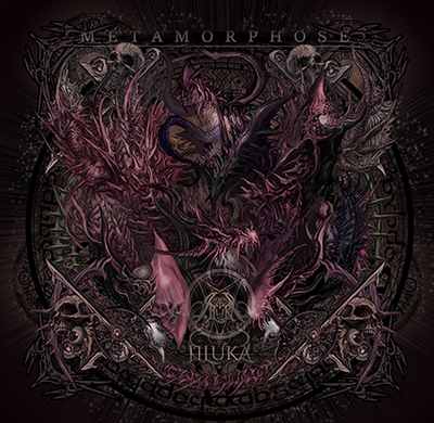 JILUKA/Metamorphose[通常盤]【イベント対象商品】