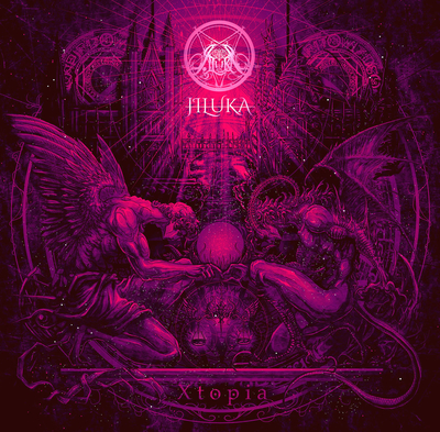 JILUKA/Xtopia[初回限定盤]