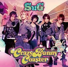 SuG/Crazy Bunny Coaster[初回限定盤A]
