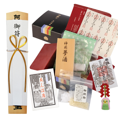 新春初祈祷 初穂料 三万円(荷具送料手数料を含む)