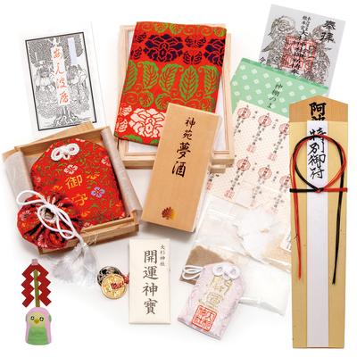 金色紅祈祷 初穂料五万円(荷具送料手数料を含む)