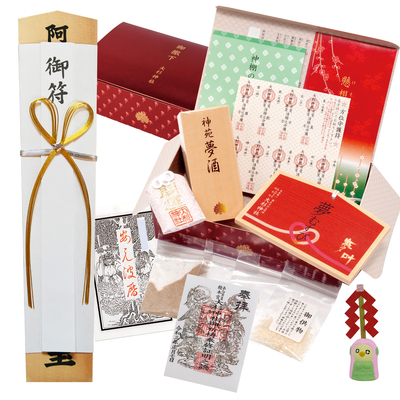 旧暦5月 夢むすび開運特別祈祷 初穂料 十万円(荷具送料手数料を含む)