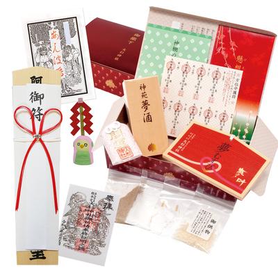 新暦9月 夢むすび開運特別祈祷 初穂料 五千円(荷具送料手数料を含む)