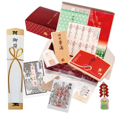 新暦9月 夢むすび開運特別祈祷 初穂料 一万円(荷具送料手数料を含む)