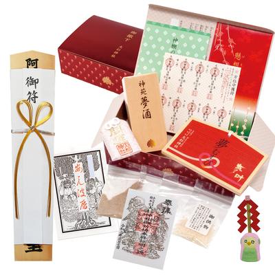 新暦9月 夢むすび開運特別祈祷 初穂料 二万円(荷具送料手数料を含む)