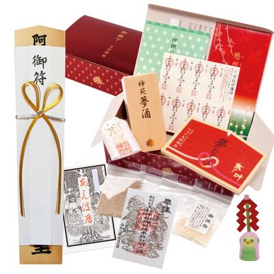 新暦9月 夢むすび開運特別祈祷 初穂料 三万円(荷具送料手数料を含む)