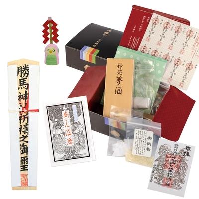 最勝立身出世稲荷神社特別祈祷 初穂料五千円(荷具送料手数料を含む)