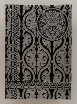朱印帳・黒(荷具送料手数料を含む)