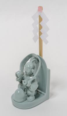 雪隠神像(荷具送料手数料を含む)