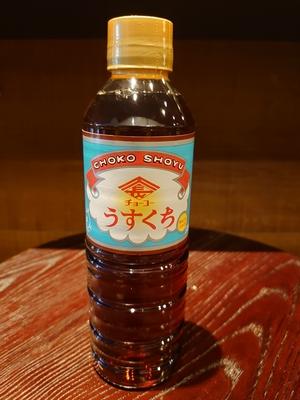 チョーコー醤油 うすくち醤油500ml