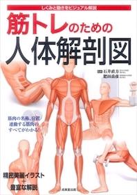 筋トレのための人体解剖図**9784415314372/成美堂出版/石井 直方/978-4-415-31437-2**