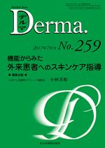Monthly Book Derma 259 機能からみた外来患者へのスキンケア指導**9784881179222/全日本病院出版会/小林 美和/978-4-88117-922-2**
