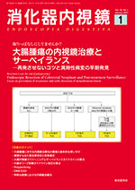 消化器内視鏡 年間購読(2021年1月-12月)**東京医学社**