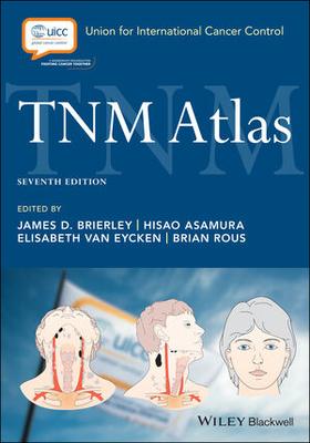 TNM Atlas 7th Ed.**Wiley-Blackwell/James D.Brierley/9781119263845**
