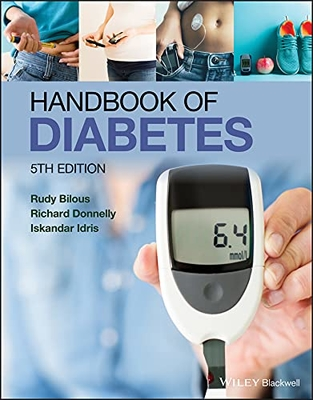 Handbook of Diabetes 5th Ed.**Wiley-Blackwell/Rudy Bilous/9781118976043**