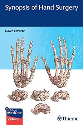 Synopsis of Hand Surgery**Thieme/Dawn LaPorte/9781684200764/978-1-68420-076-4**