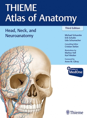 Head Neck and Neuroanatomy**Thieme/M.Schuenke/E.Schulte/U.Schumacher/9781626237223**