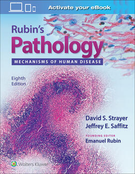 Rubin's Pathology 8th Ed.**Wolters Kluwer/David S.Strayer/9781496386144**
