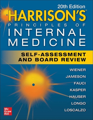 Self-Assessment & Board Review Harrison's Principles of Internal**McGraw-Hill/9781260463040**
