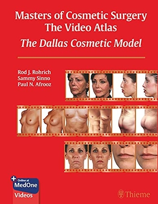Masters of Cosmetic Surgery the Video Atlas: Dallas Cosmetic Model**Thieme/Rohrich/9781684202171**