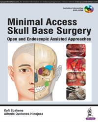 Minimal Access Skull Base Surgery**Jaypee Brothers/Kofi Boahene/9789351529347**