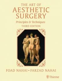 Art of Aesthetic Surgery 3rd Ed. in 3 Vols.**Thieme/Foad Nahai/9781684200344**