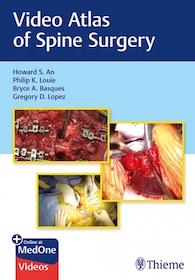 Video Atlas of Spine Surgery**Thieme/Howard S.An/9781684200054**