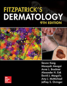 Fitzpatrick's Dermatology in General Medicine 9th Ed. in 2 Vols.**McGraw-Hill/Kang/9780071837798**