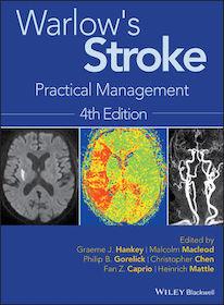 Warlow's Stroke : Practical Management  4th Ed.**9781118492222/Wiley-Blac/K.J.Hankey/978-1-118-492**