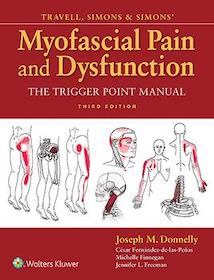 Travell Simons & Simons' Myofascial Pain & Dysfunction**Wolters Kluwer/J.M.Donnelly/9780781755603**