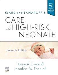 Klaus & Fanaroff's Care of the High-Risk Neonate 7th ed.**Elsevier/Fanaroff/9780323608541**
