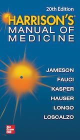 Harrison's Manual of Medicine 20th Ed.**McGraw-Hill/J.L.Jameson/9781260455342**