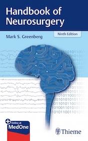 Handbook of Neurosurgery 9th Ed.**Thieme/Mark S.Greenberg/9781684201372**