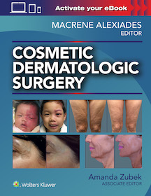 Cosmetic Dermatologic Surgery**Wolters Kluwer/Macrene Alexiades/9781496344168**