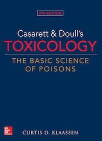 Casarett & Doull's Toxicology**McGraw-Hill/Curtis D. Klaassen/9781259863745**