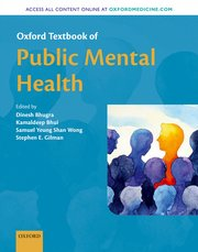 Oxford Textbook of Public Mental Health**9780198792994/Oxford Uni/Dinesh Bhu/9780198792994**