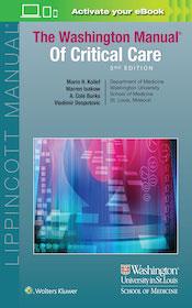 Washington Manual of Critical Care 3rd Ed.**Wolters Kluwer/Marin H.Kollef/9781496328519**