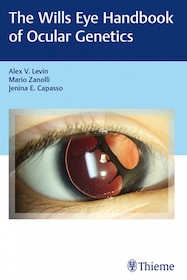 Wills Eye Handbook of Ocular Genetics**Thieme/Alex V.Levin/9781626232938**