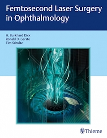 Femtosecond Laser Surgery in Opthalmology**Thieme/H.Burkhard Dick/9781626232365**