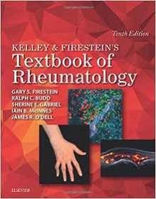 Kelley & Firestein's Textbook of Rheumatology**9780323316965/Elsevier/Gary S.Fir/978-0-323-31696-5**