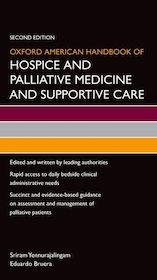 Oxford American Handbook of Hospice & Palliative Medicine & Supportive Care**Oxford/9780199375301**