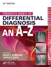 French's Index of Differential Diagnosis**CRC Press/Taylor and Francis/Kinirons/9781482230703**