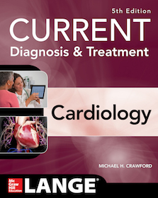 Current Diagnosis & Treatment in Cardiology 5th Ed.**McGraw-Hill/Crawford/9781259641251**