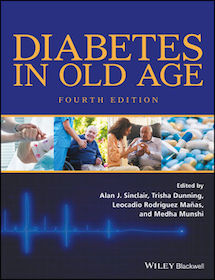 Diabetes in Old Age  4th Ed.**9781118954591/Wiley-Blac/Alan J.Sin/978-1-118-95459-1**