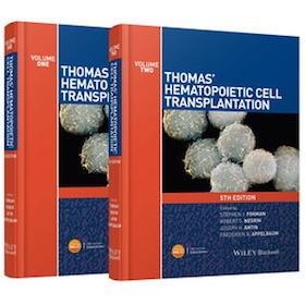 Thomas' Hematopoietic Cell Transplantation**Wiley-Blackwell/Forman/Negrin/Antin/9781118416006**