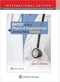 Bates' Guide to Physical Examination and History Taking**9781496350299/Wolters Kl/Lynn S. Bi/97814**