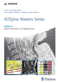 AOSpine Masters Series Volume 7: Spinal Cord injury and Regeneration**9781626232273/Thieme/Luiz Ro**