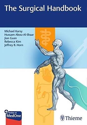 Surgical Handbook**Thieme/Michael Karsy/9781684201280**
