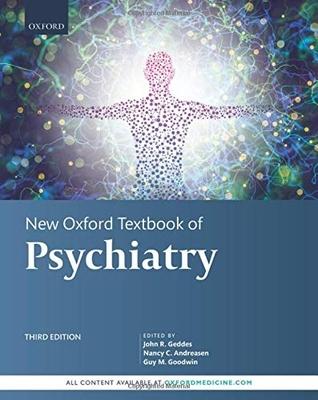 New Oxford Textbook of Psychiatry 3rd Ed.**Oxford University Press/John R. Geddes/9780198713005**